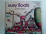 Busy Boats, Peter J. Lippman, 0394834488