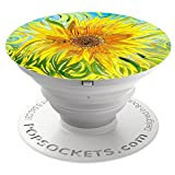 PopSockets: Collapsible Grip & Stand for Phones and Tablets - Sunflower