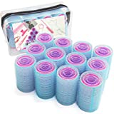 Best Hair Rollers - xnicx 36 Count Self Grip Large Small Medium Review