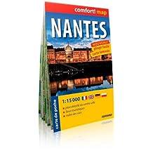 NANTES 1/15.000 (COMFORT !MAP, POCHE)