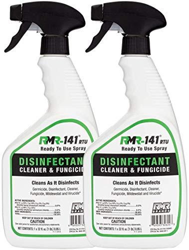 RMR-141 Disinfectant Spray Cleaner, Kills 99% of Household Bacteria and Viruses, Fungicide Kills Mold & Mildew, EPA…