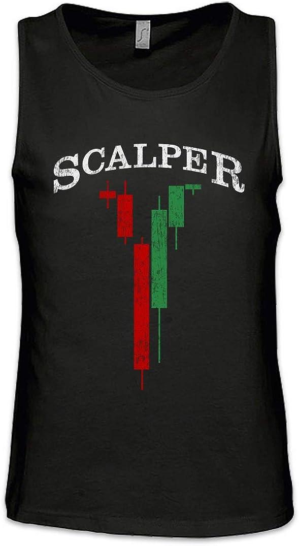 Scalper Camiseta Sin Mangas Tank Top Tamaños S – 5XL: Amazon ...
