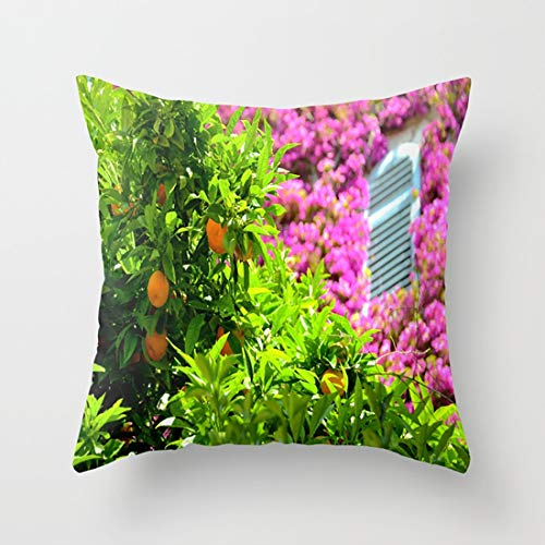 - The Perfect Combo in Eze Village Fashion Throw Pillow Cover with Acknowledged Cute Outlook for Sofa and Chairs