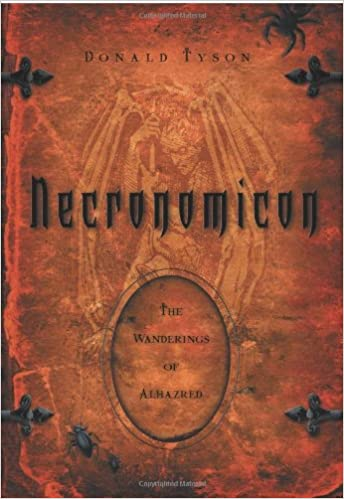 necronomicon  : Necronomicon: The Wanderings of Alhazred (Necronomicon ...