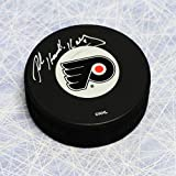 Bob Kelly The Hound Philadelphia Flyers Autographed Hockey Puck
