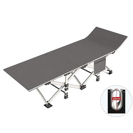 Amazon.com: YXX - Cama reclinable para acampada, capacidad ...