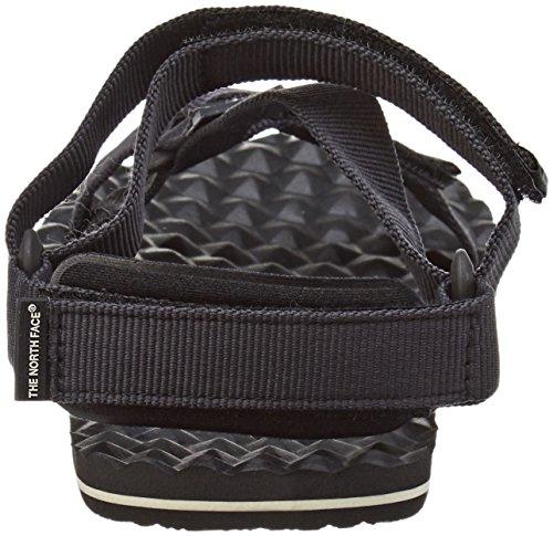 The North Face Women's Base Camp Switchback Hiking Sandals Black (Tnf Black/Vintage White) WsSuRTM