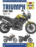 Haynes Manuals Triumph Tiger 800/Xc N/Amanual Tri Tiger 800 M5752 New