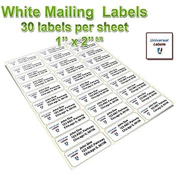 address label size - Parfu kaptanband co