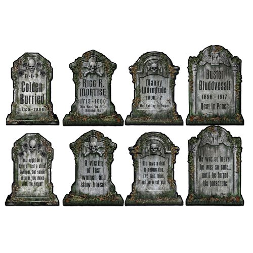 tombstone cutouts]()