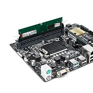 Acouto DDR4 288Pin, DDR4 DC 1.2V 288Pin PC de Escritorio ...