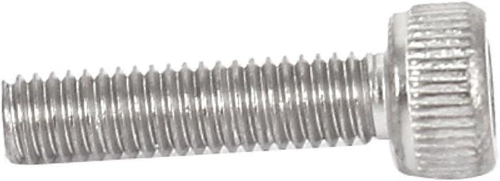 sourcingmap/® M1.6 x 10 Stahl Sechskant Buchse Bolzen Kopf Kappe Maschine Schrauben 50St/ück DE de