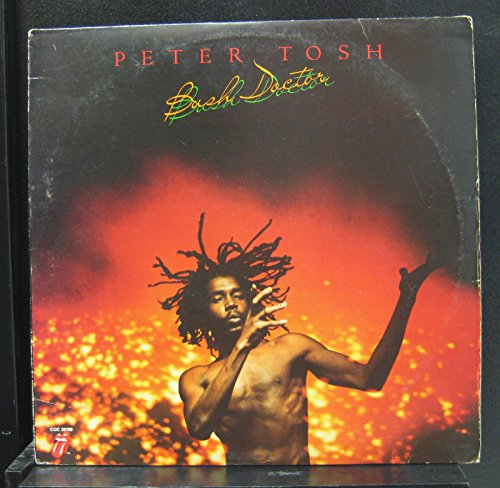 Peter Tosh - Bush Doctor - Rolling Stones Records - COC 39109 NM/NM LP