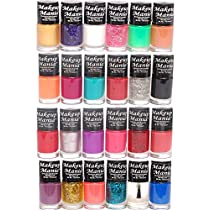 Makeup Mania Exclusive Nail Polish Set