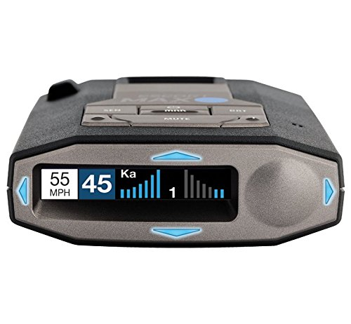ESCORT MAX360C - WiFi Enabled, Laser Radar Detector, 360° Protection, Extreme Long-Range, Bluetooth, Voice Alerts, OLED Display, Escort Live! Fewer False Alerts, Fastest Response Time