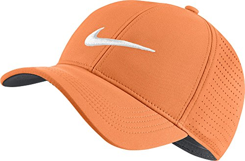 Nike Golf Adult Legacy 91 Perforated Adjustable Golf Hat One Size 856831-856 (One Size)