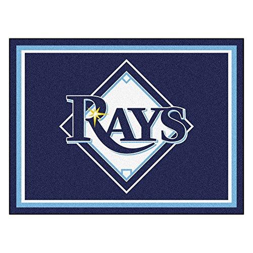 Fanmats 17437 MLB Tampa Bay Rays Rug