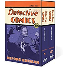 Detective Comics Before Batman Slipcase Set