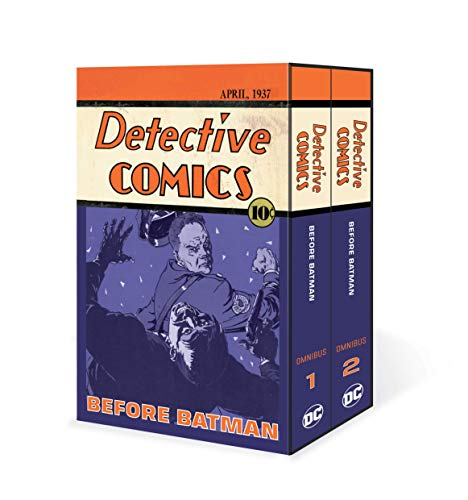 Detective Comics Before Batman Slipcase Set