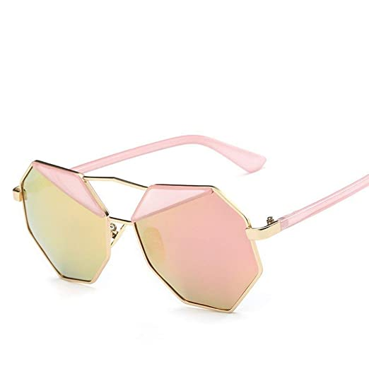 Kangqi Gafas de Sol Las Cejas Elegantes del Alto Brillo del ...