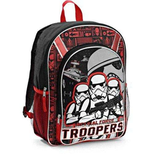 [Disney Star Wars Storm Troopers Backpack 16