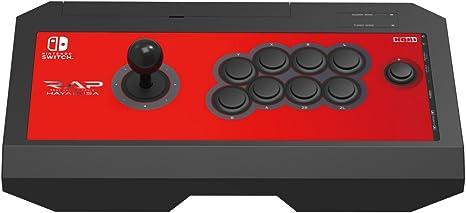 Hori - Mando Real Arcade Pro V Hayabusa Hori (Nintendo Switch, PC ...