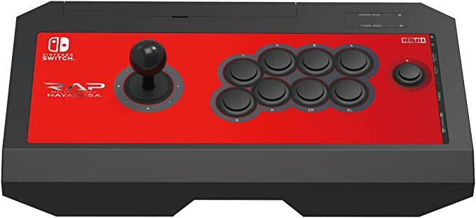 Hori - Mando Real Arcade Pro V Hayabusa Hori (Nintendo Switch, PC): Amazon.es: Videojuegos