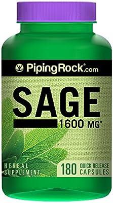 Sage 1600 mg