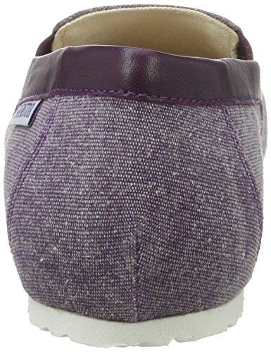 Birkenstock Jenks, Mocasines para Mujer Violet (Purple)