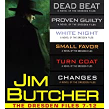 The Dresden Files Collection 7-12: A Fragment of Life (The Dresden Files Box-Set Book 2)
