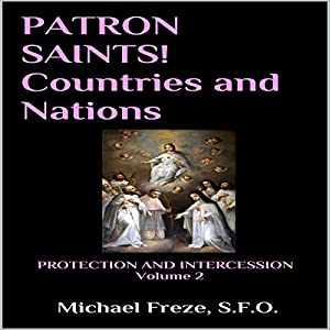 Patron Saints! Countries and Nations Audiobook