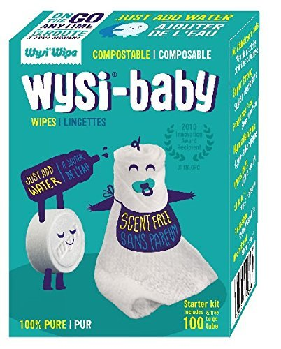 Wysi Baby WW011 - Multipurpose Wipes - 100ct