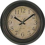Allen Roth Boston Brown Clock