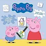 Peppa Pig Official 2017 Square Calendar