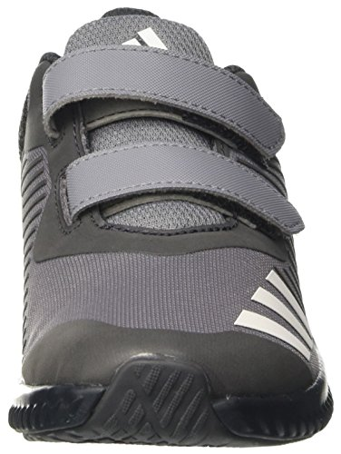adidas Fortarun CF K, Zapatillas infantil Gris (Grey/Ftwwht/Dkgrey)