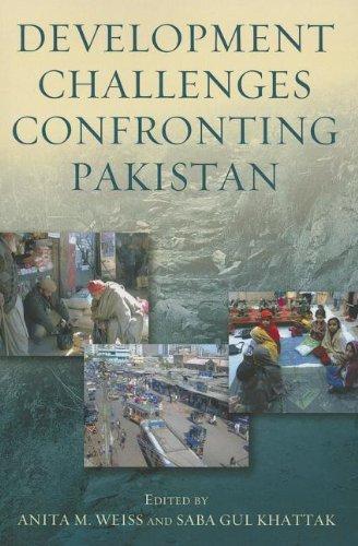 Development Challenges Confronting Pakistan