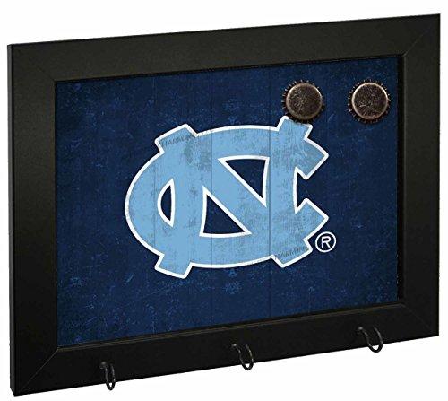 - Letter Art North Carolina Tar Heels NCAA Magnetic Hook Board - Team Color,