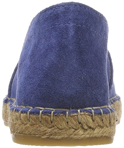 Bretoniere Brood Van Koude Damen / Slipper Espadrilles Blauw (kobaltblauw)
