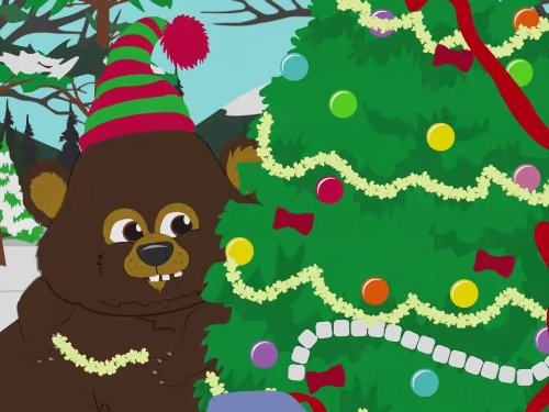 Woodland Critter Christmas (South Park Christmas Woodland Critter)