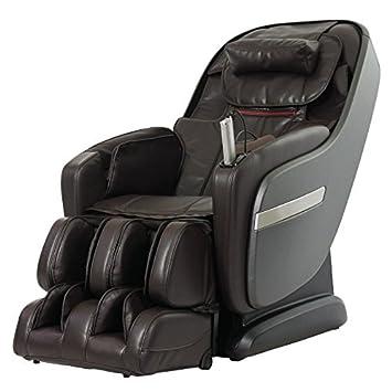 Amazoncom Titan Ti Alpine Zero Gravity Heated Massage Chair Brown