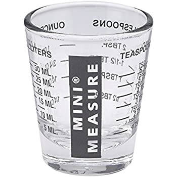 Amazon Com Espresso Supply 4 Ounce Logo Shot Glass