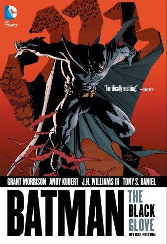 Batman: The Black Glove Deluxe Edition by Grant Morrison (Jun 26 -