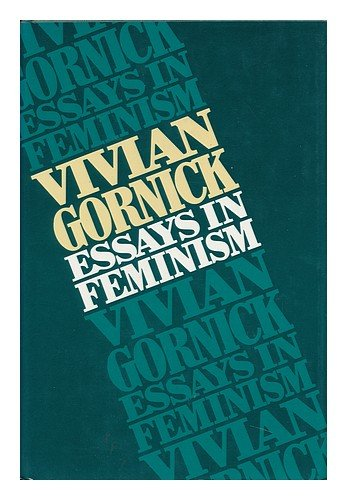 Essays in feminism - Attachments Fierce