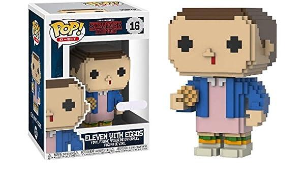 Figura Pop 8 bit Stranger Things Eleven Exclusive: Amazon.es: Juguetes y juegos