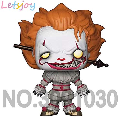 WOIA Trick 'R Treat Sam V for Vendetta Horse Terrifying Movie Doll Cute Pennywise Saw Billy Chucky Scream Ghostface Hand-Do U Must Have 4 Year Old Gifts The Favourite Comic -