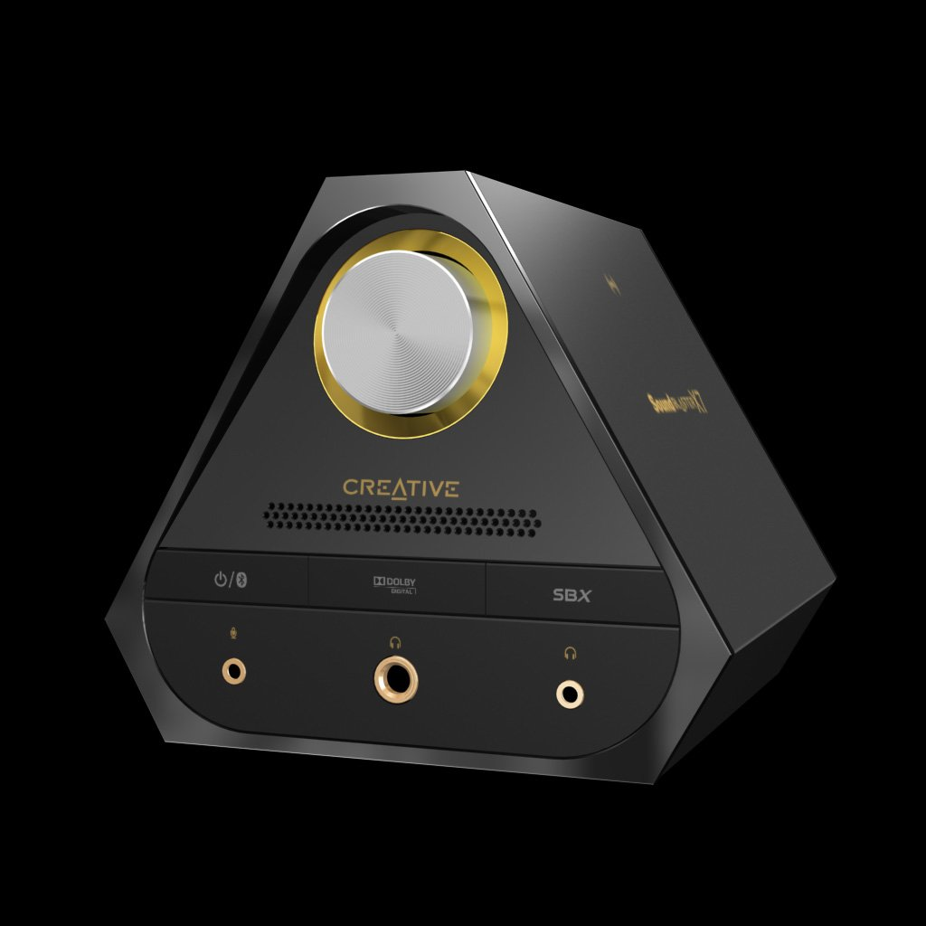 Creative Sound Blaster X7 High-Resolution