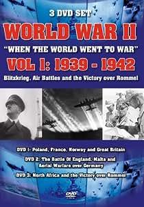 World War II: When the World Went to War, Vol. 1 1939-1942
