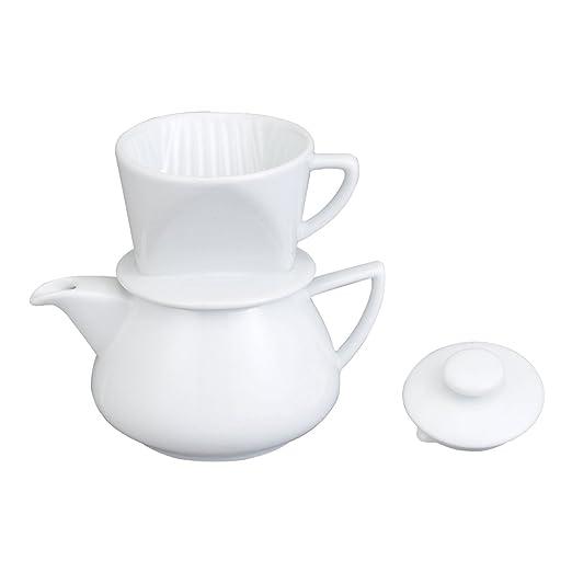 HIC Harold Import Co. nt1044-hic 19 oz. Con Pot porcelana ...