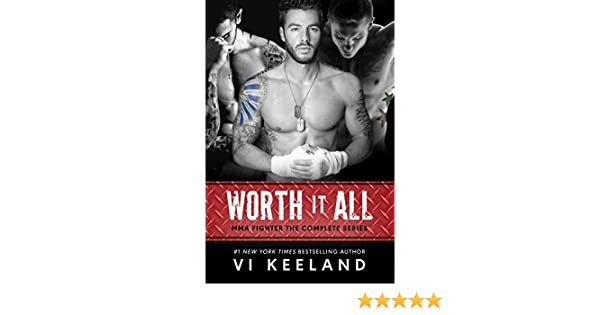 Worth It All Mma Fighter The Complete Series Kindle Edition By