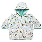 Powell Craft Girls Mermaid Raincoat White